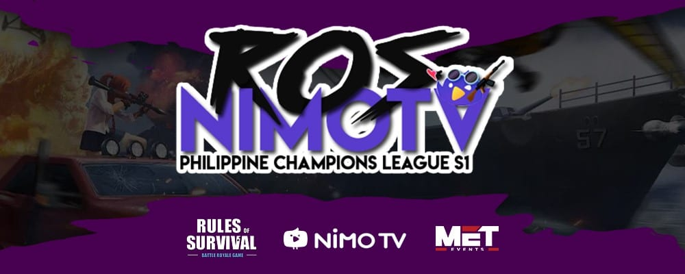 Live streaming Platform NiMO TV to host biggest Rules of Survival tournament in PH