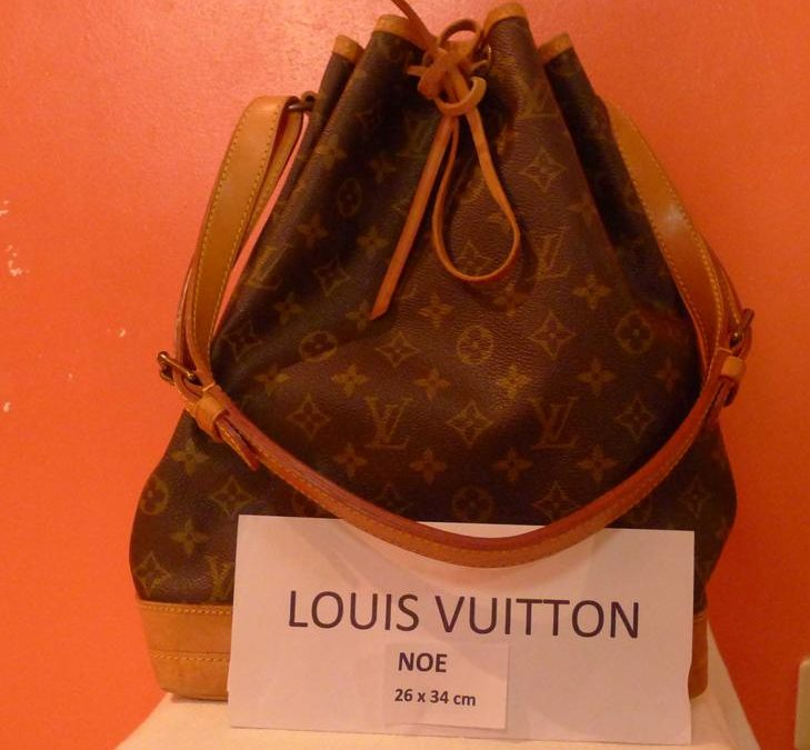 My First Louis Vuitton Bag