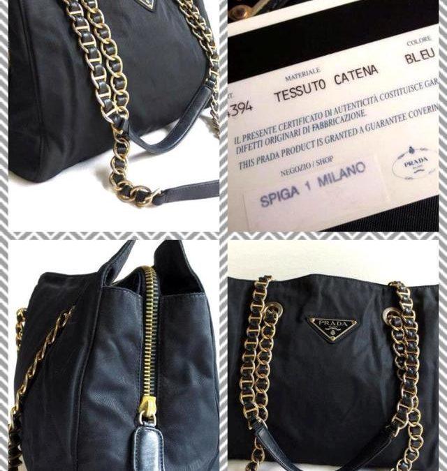Authentic Prada Bag for Sale