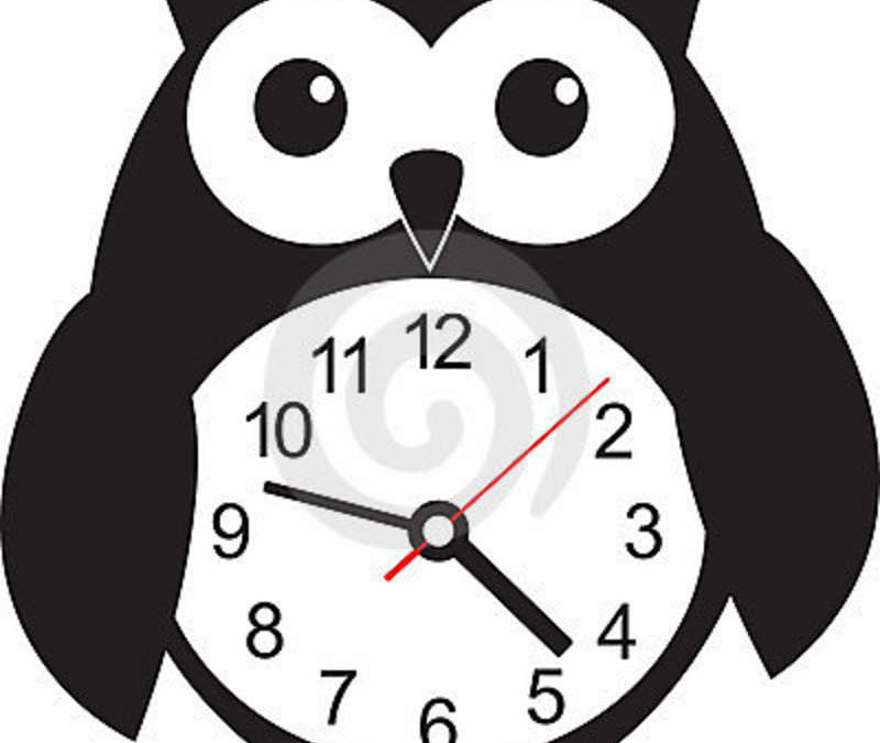 What Time Is it????