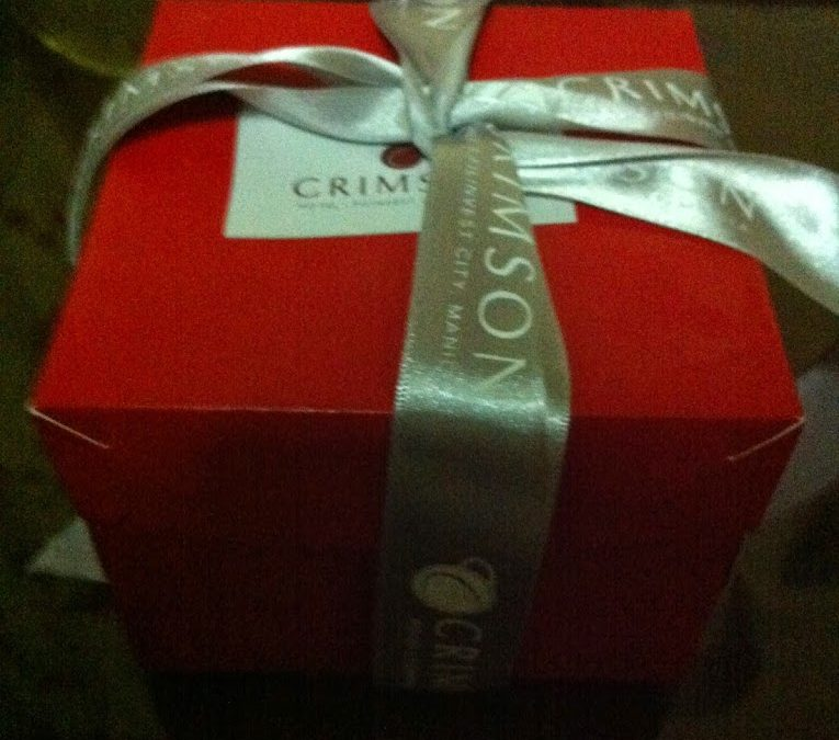 Thank you Crimson Hotel