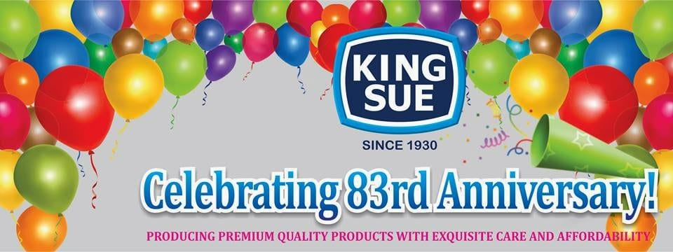Happy Anniversary King Sue