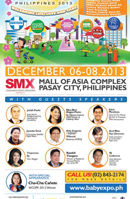 Baby & Family Expo Philippines 2013