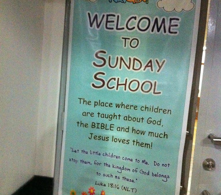 Little Kulit @ Sunday School
