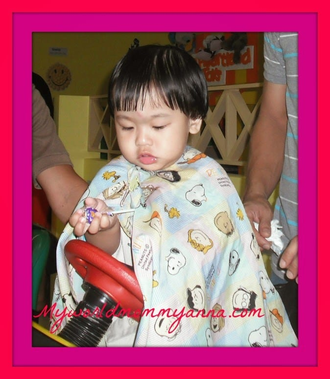 Little Kulit First Time…………….