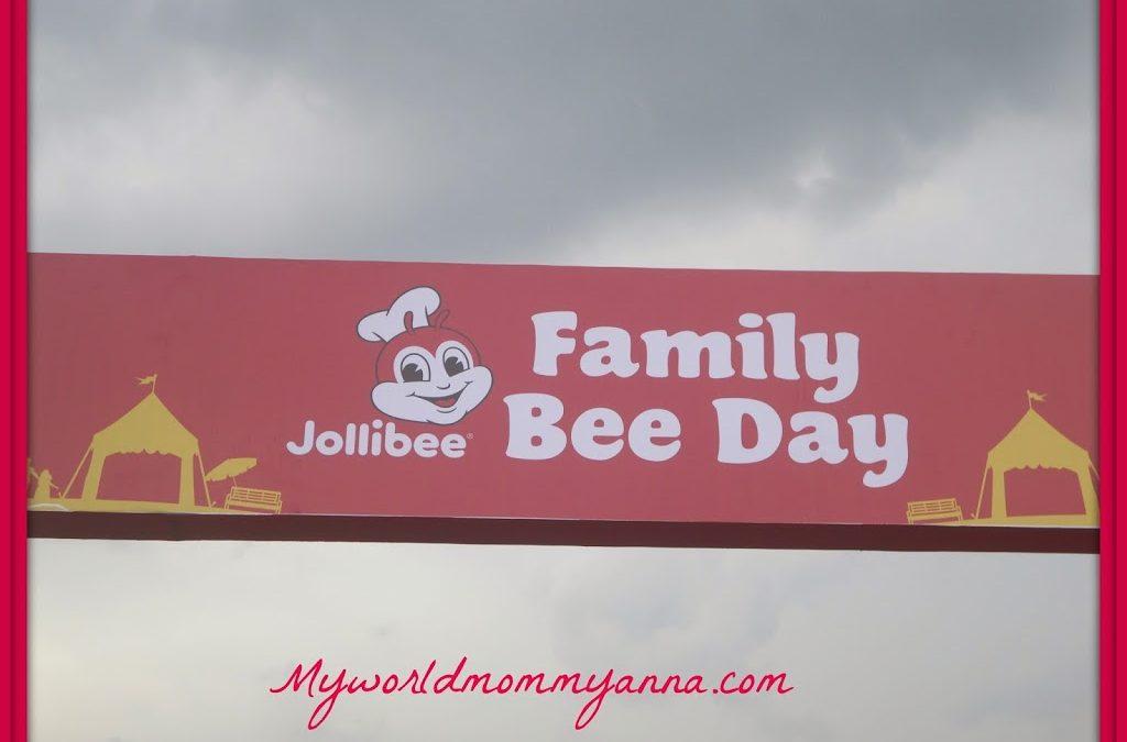 Mommy Anna @ Jollibee Family Bee Day Grand Picninc