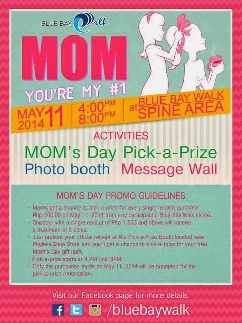 Mom's Day Celebration at Blue Bay Walk