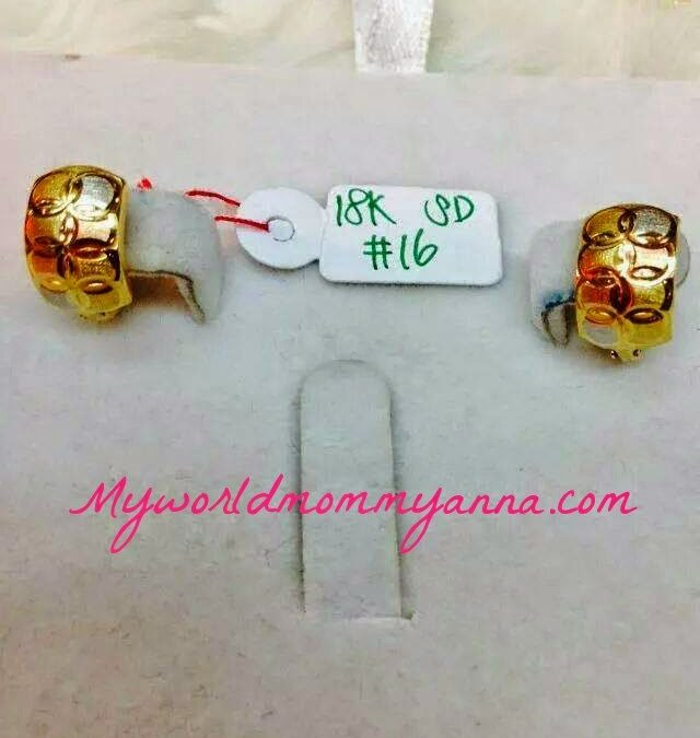 Mommy Anna Saudi Gold Jewelries for sale