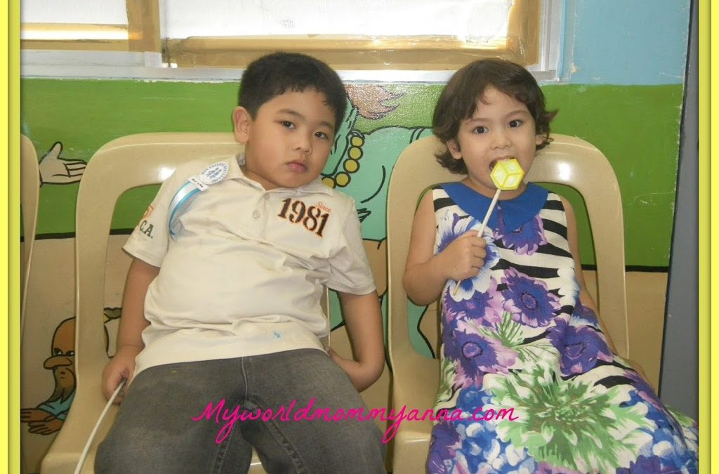 My Little Kulit and His Pretty Girl