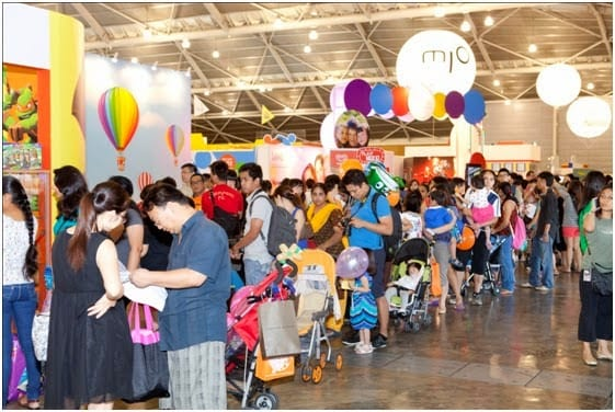 FUN AND EXCITING ACTIVITIES FOR THE FAMILY AT SMARTKIDS ASIA PHILIPPINES 2014