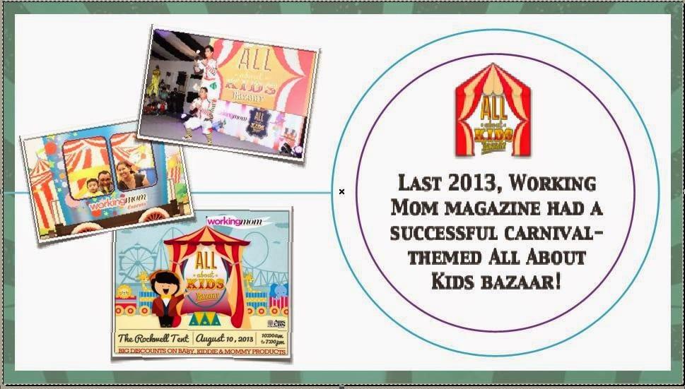 All About Kids Bazaar 2014