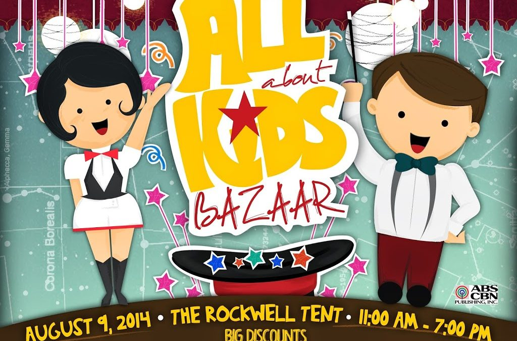 All About Kids Bazaar on August 9, 2014