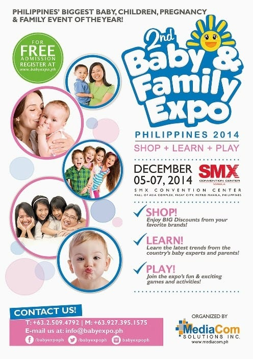 2ND Baby & Family Expo 2014