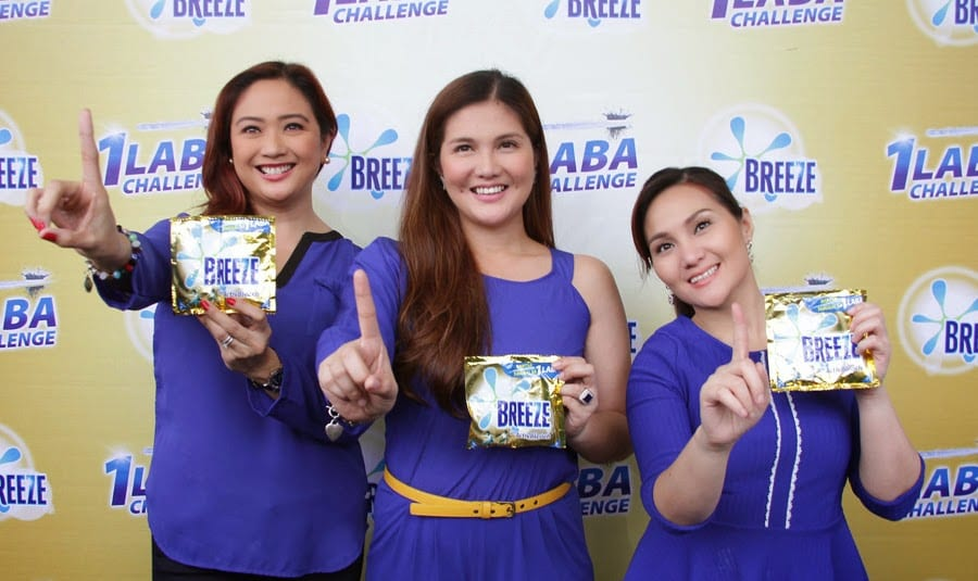 Breeze pays tribute to hardworking hero moms with nationwide 1 Laba Day