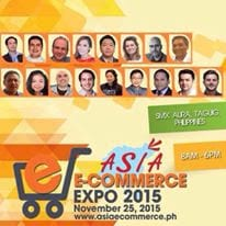 """10 StartUp Innovators will have a chance to  """"Pitch In"""" at Asia E- Commerce Expo 2015"""