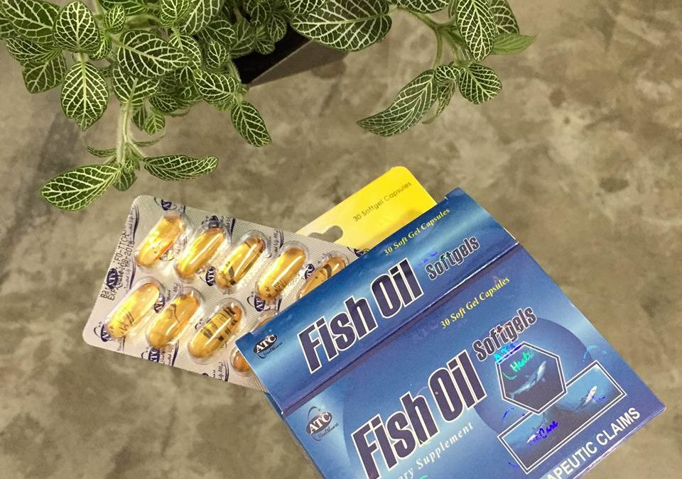 Love your Heart with ATC Fish Oil