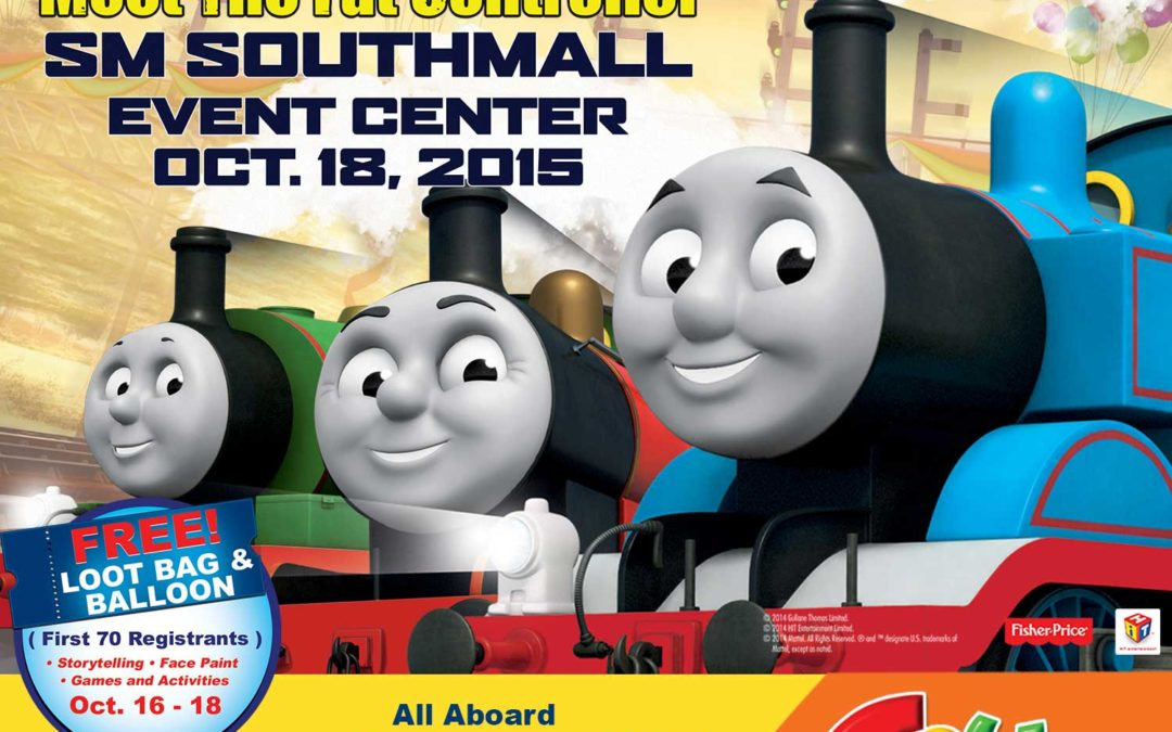 Thomas & Friends Celebrate 70th Birthday