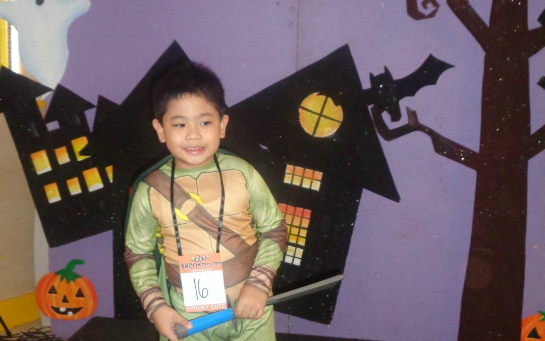 Little Kulit @ Active Fun BGC Spooktacular Halloween Party