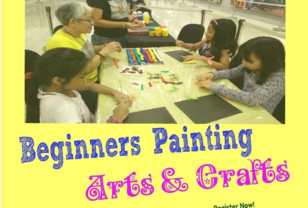 Artsy summer workshops for kids at Gateway Gallery