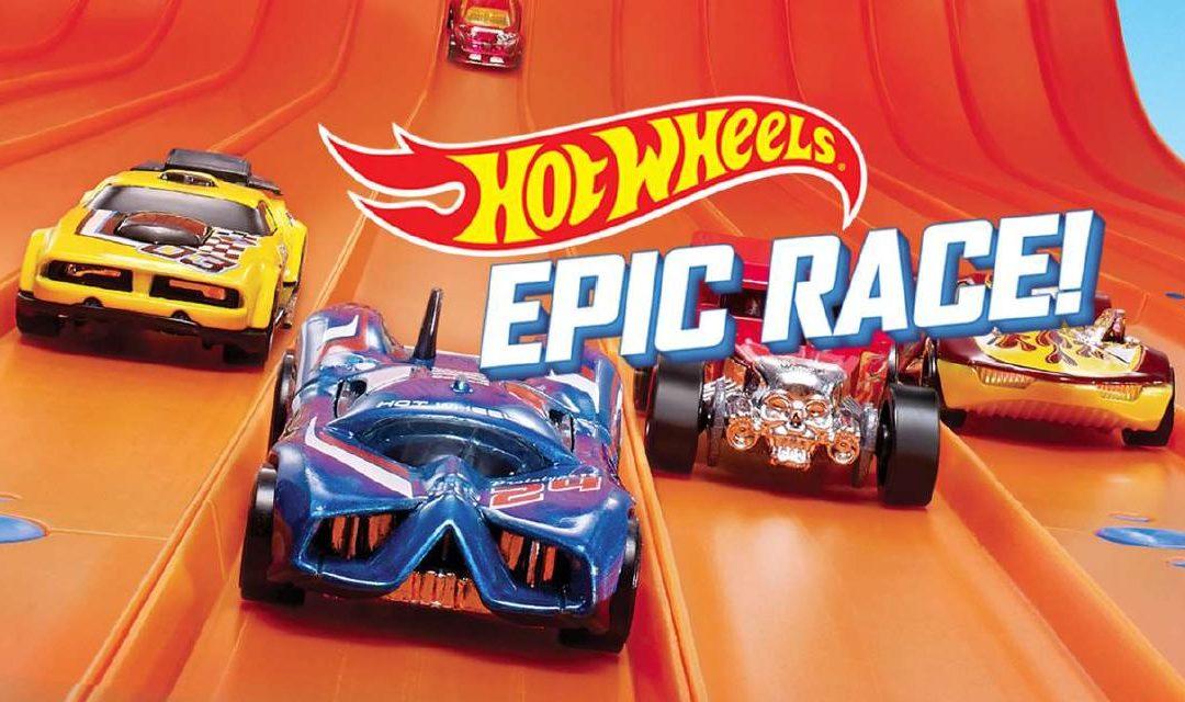 Hot Wheels Epic Race
