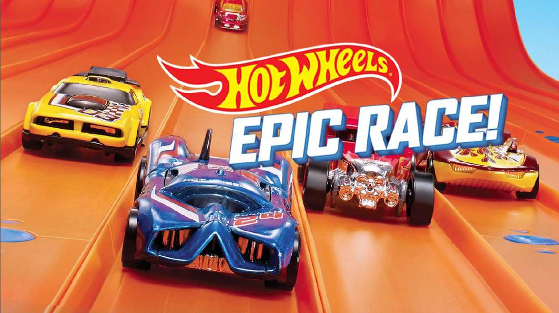 Hot Wheels Epic 2