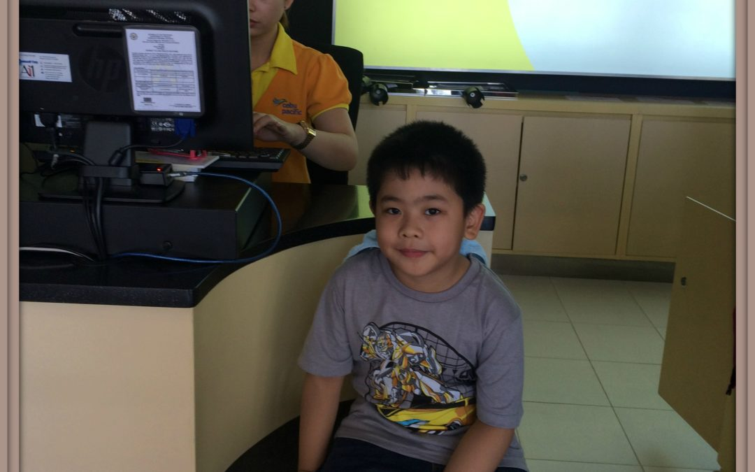 Little Kulit at KidZania Manila