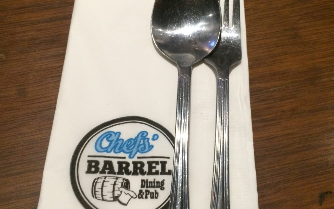 Date Night @ Chef's  Barrel