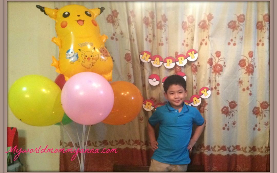 Little Kulit 6th Birthday