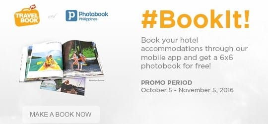 WANT A FREE PHOTOBOOK FOR YOUR TRIP? #BOOKIT!