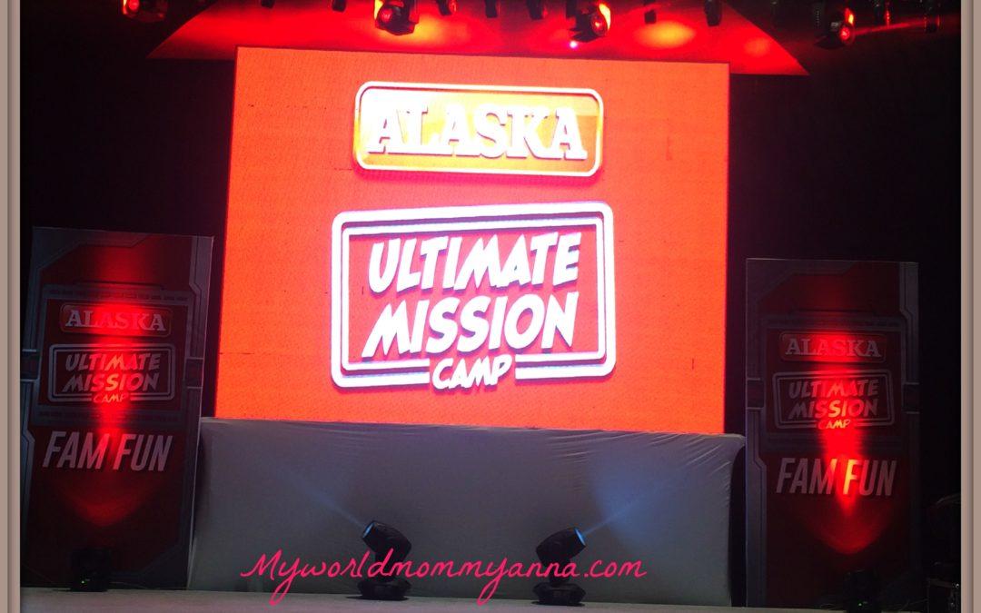 ALASKA UTIMATE MISSION CAMP
