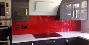 Renovate your Kitchen with Coloured Acrylic Splashback