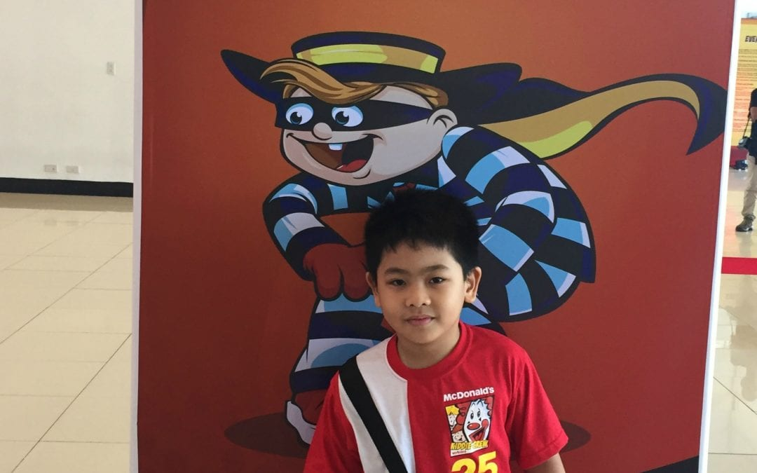 MCDONALD'S KIDDIE CREW WORKSHOP CULMINATES 25TH ANNIVERSARY WITH BIGGEST GRAND GRADUATION IN MANILA