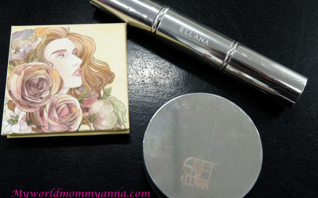 Mommy Anna Finds: Ellana Mineral Cosmetics
