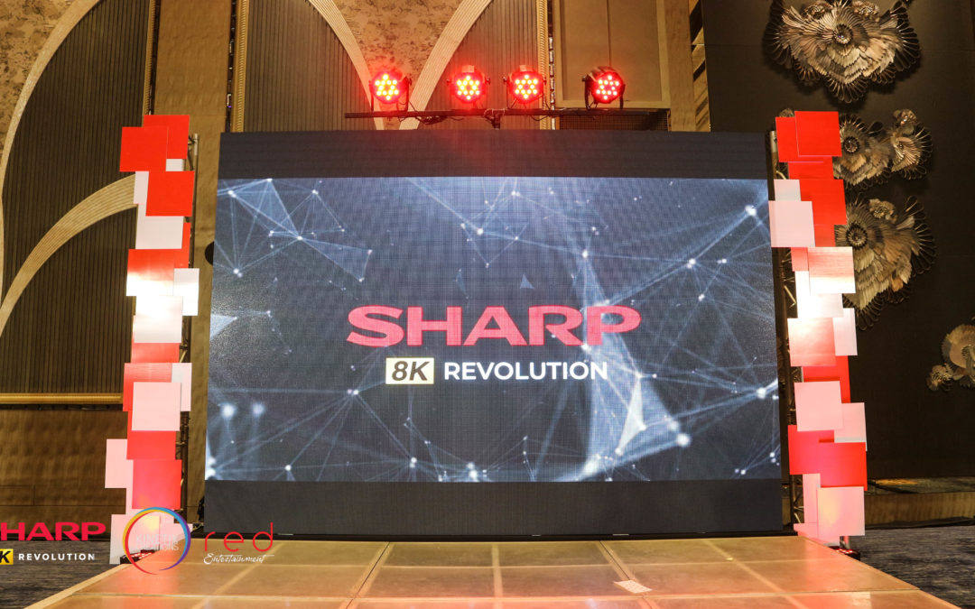 Sharp's Revolutionary Evolution of Products