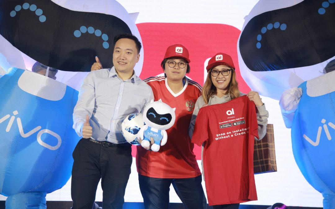 Vivo seals exciting partnerships with Shopee, Akulaku