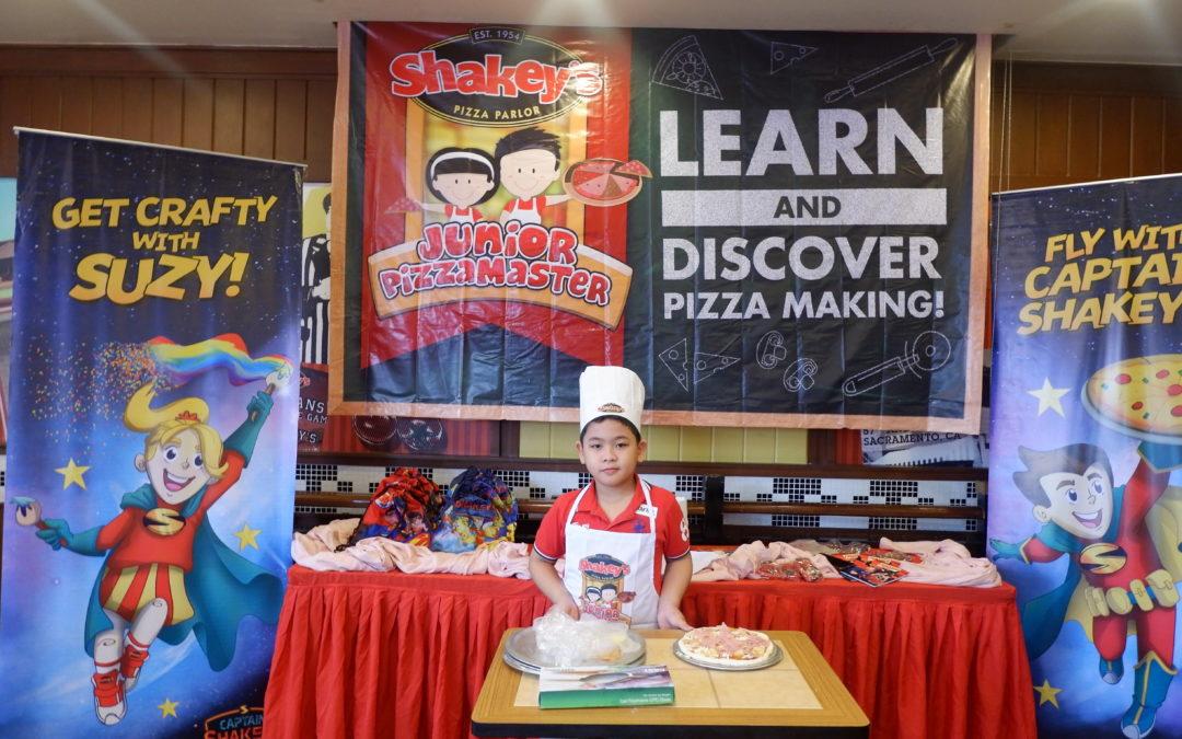 Shakey's Grand Junior Pizza Master