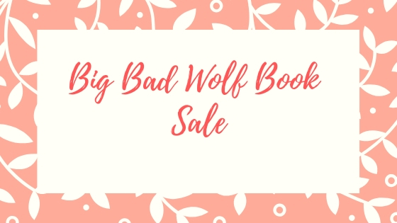 My Big Bad Wolf Book Sale Experience