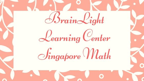 Mommy Anna Discovers: BrainLight Learning Center Singapore Math