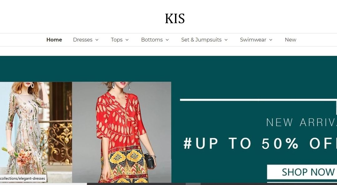 Dresses from Kis.Net