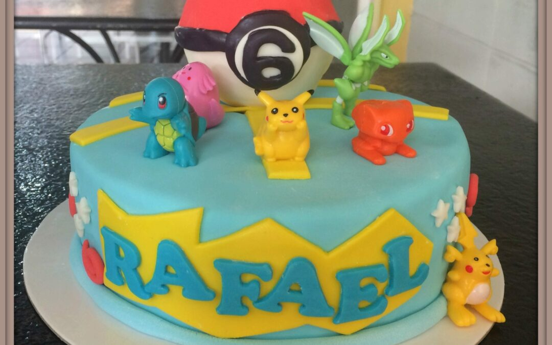 Little Kulit Birthday Cake