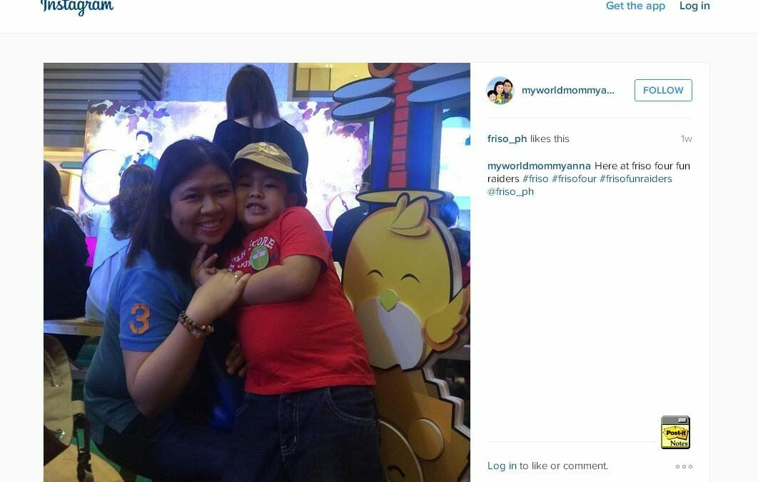 Little Kulit @ Friso Experience Camp FunRaiders