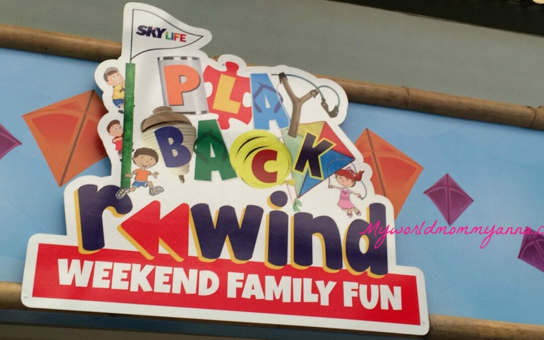 Little Kulit @Sky Weekend Family Fun Playback Rewind