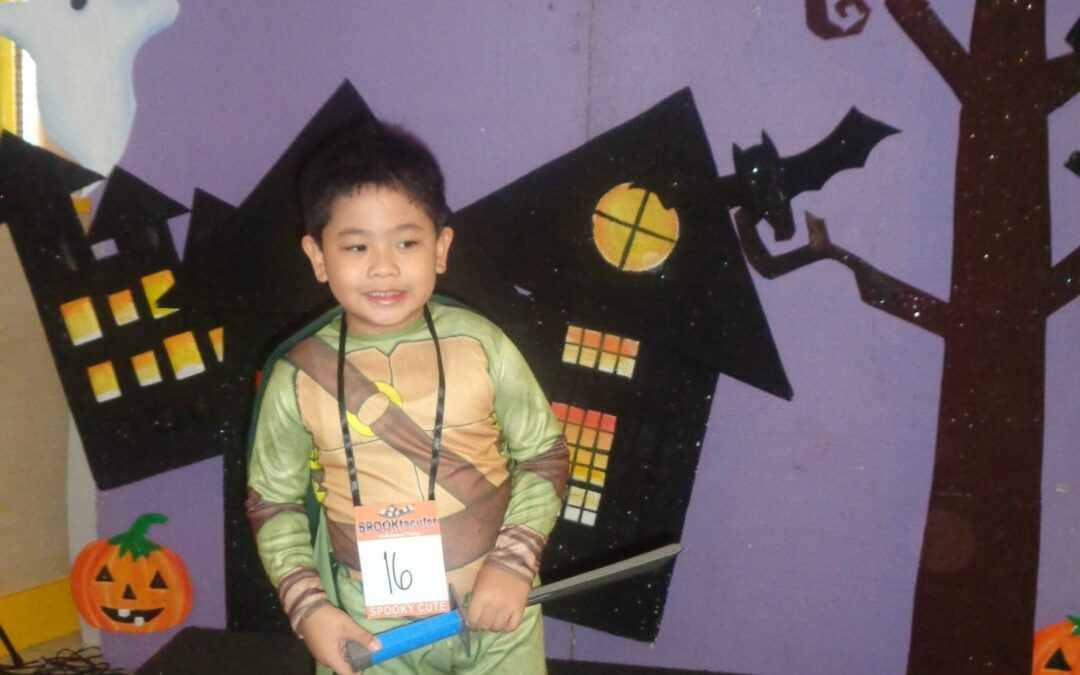 Little Kulit @ Active Fun BGC Spooktacular Halloween Party