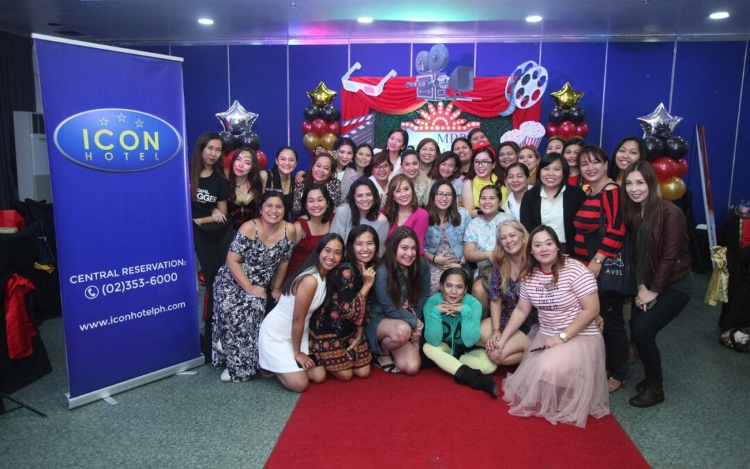 Mommy Bloggers Philippines at the Movies Christmas Party