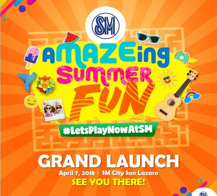 Press Release: Learn and have fun this summer at SM Supermall for the whole Family