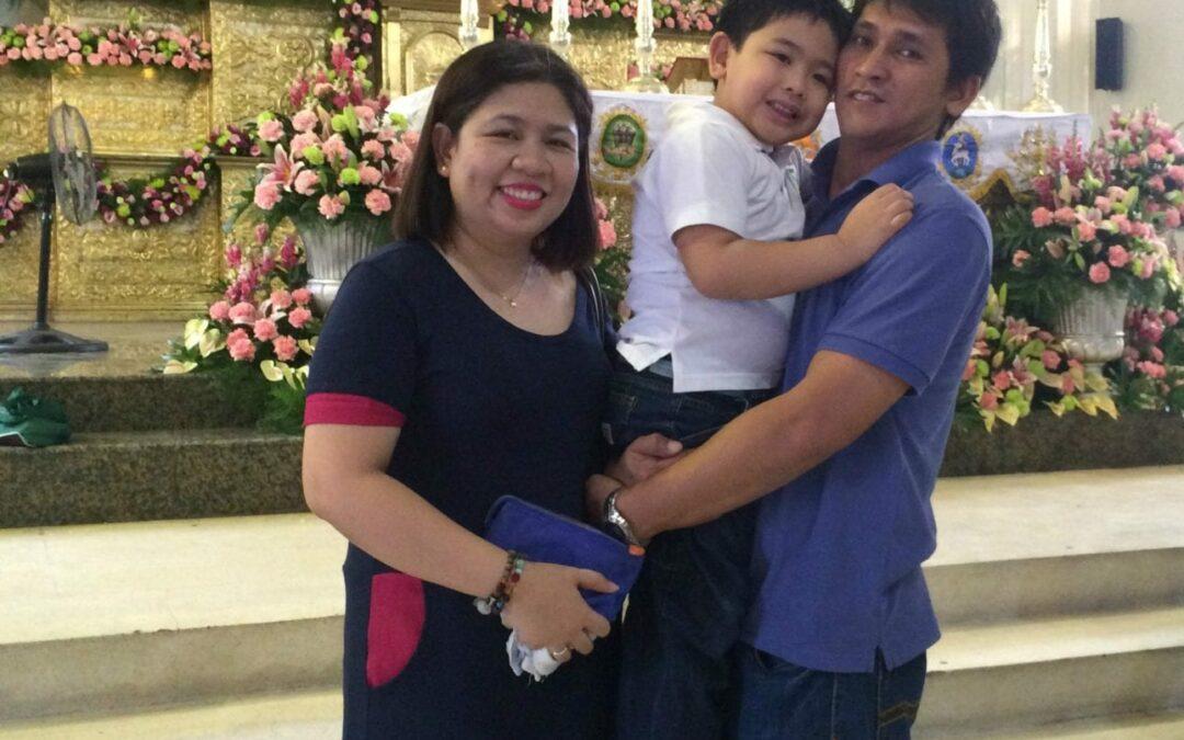 Little Kulit Catholic Baptismal