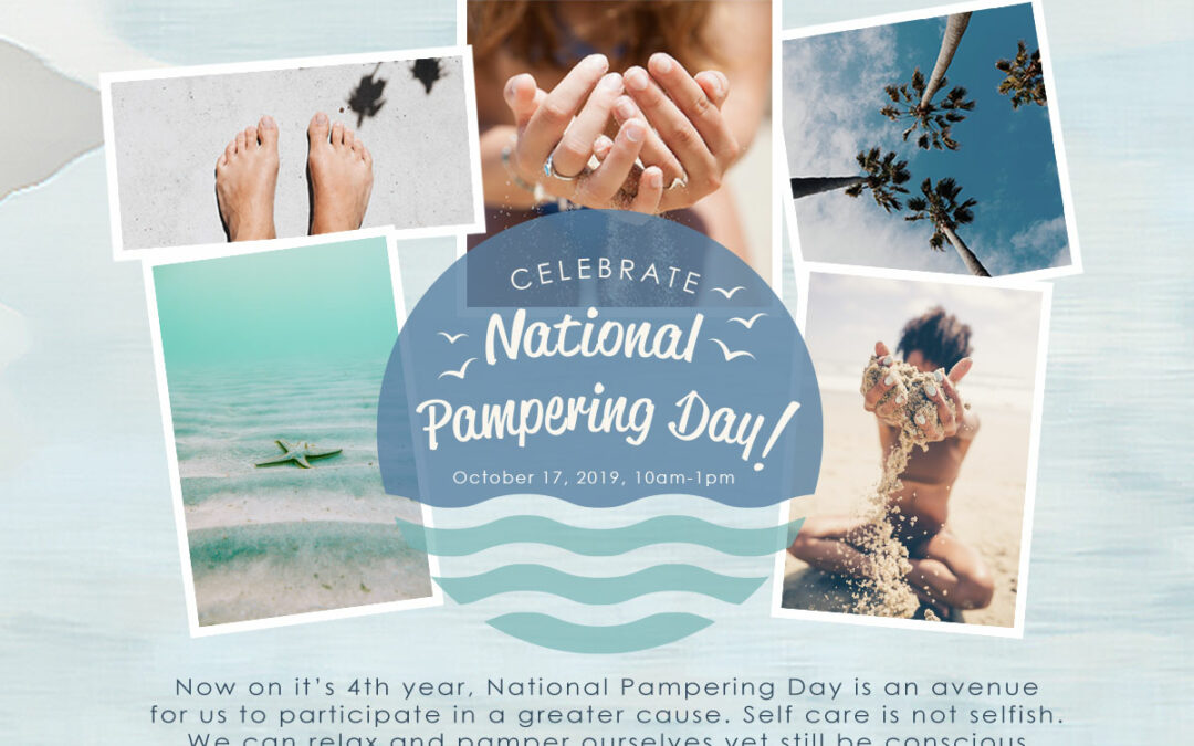 Nailaholics National Pampering Day