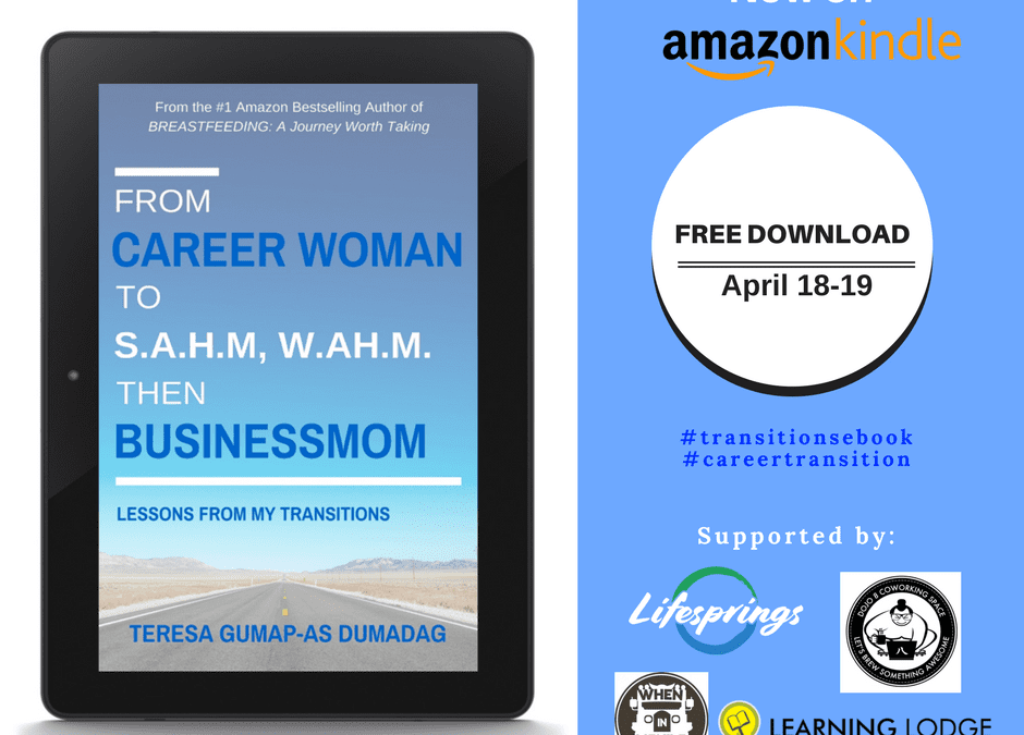 Free Download of Career Transitions eBook for Mothers