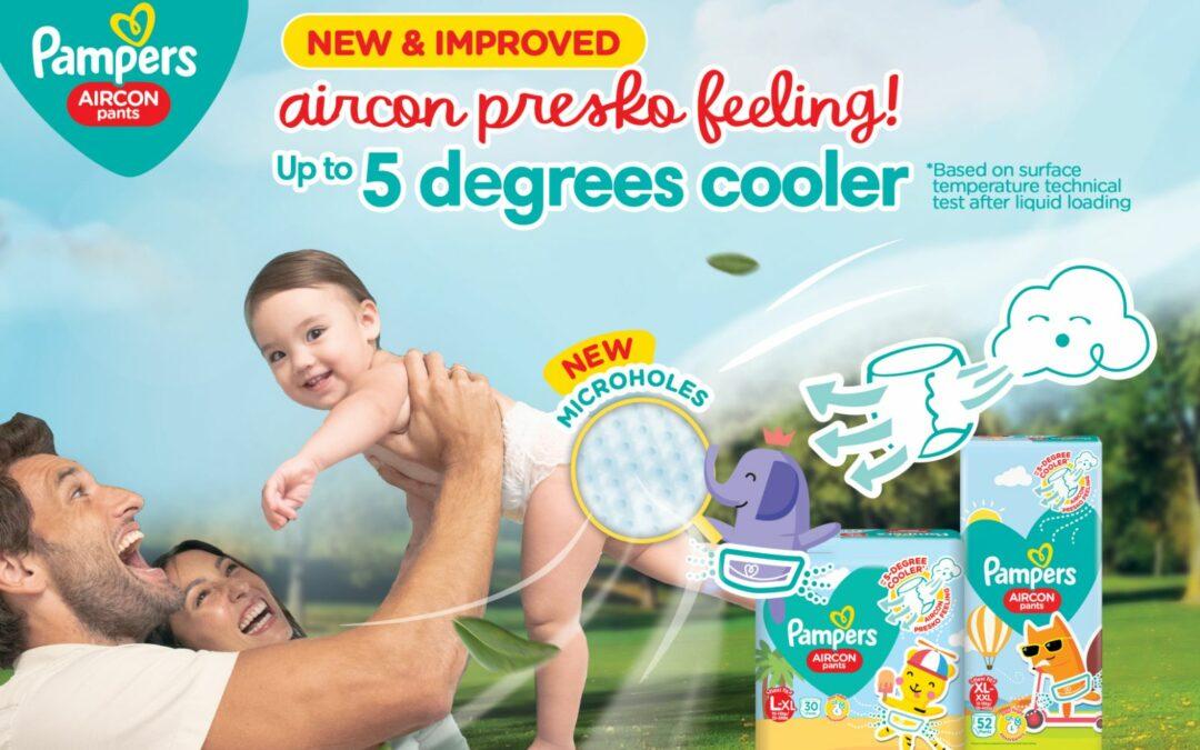 5 Presko Ways to Keep Baby Cool