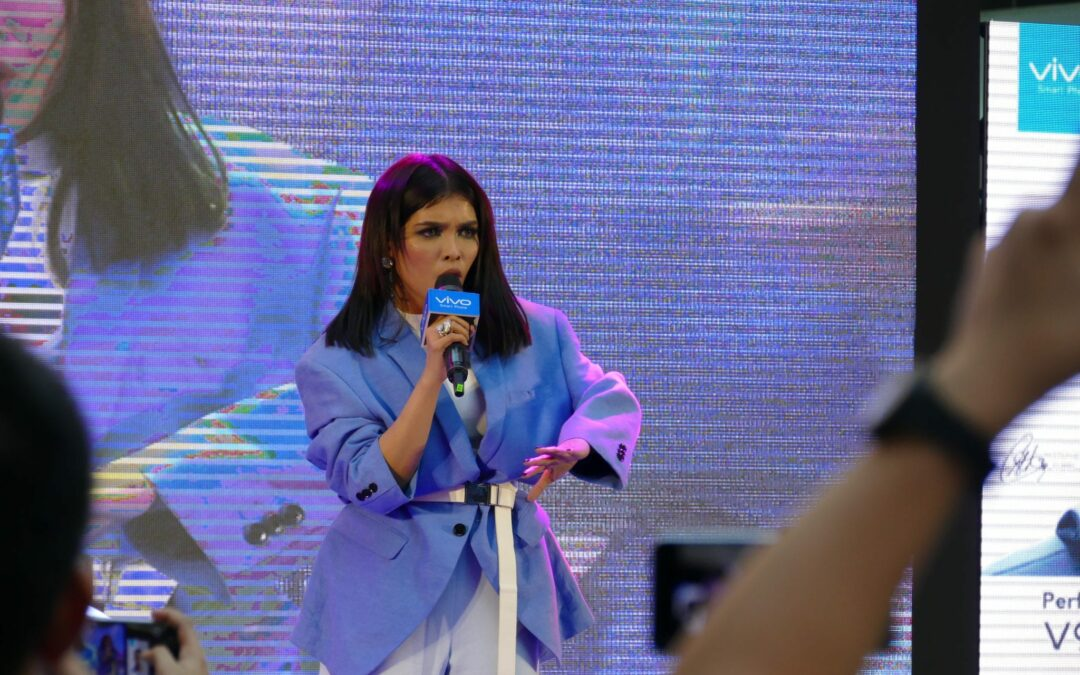KZ, TJ showcase superb musicality in Vivo V9 mall tour
